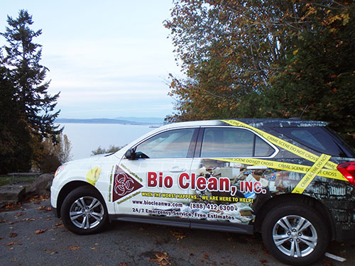 Contact Bio Clean