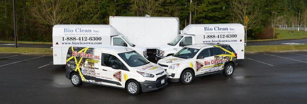 Disaster Response in Renton, Olympia WA, Bellingham