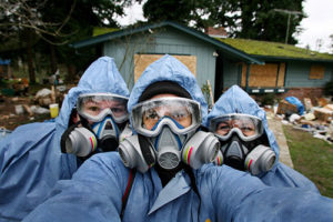 Crime Scene Cleaners in Everett, Tacoma, Bellingham